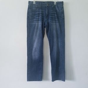 Lucky Brand Lucky You dark wash denim jeans 33